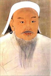 Czyngis-chan fot. wikipedia.org