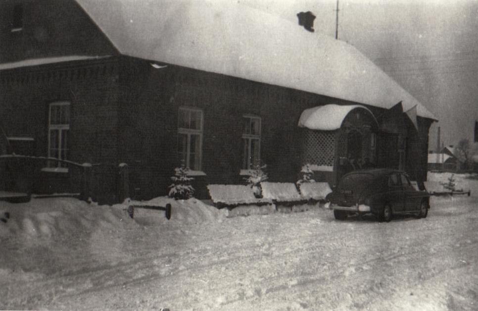Klub - stara szkoła
