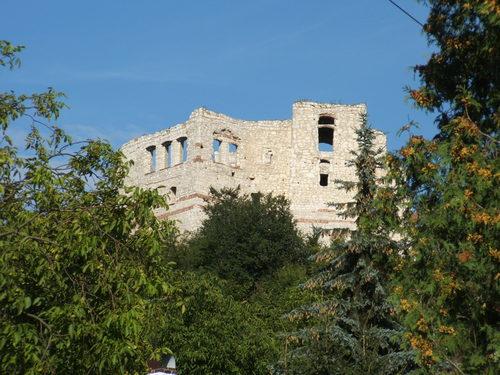 Zamek w Kazimierzu Dolnym fot. K. Siek