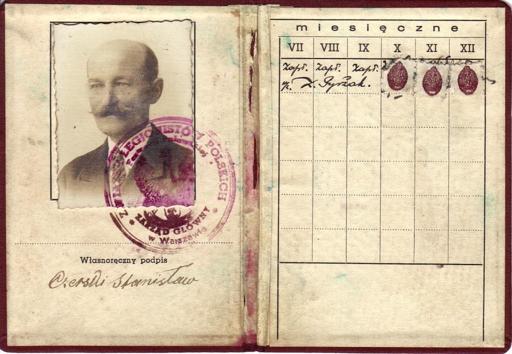 LastScan.jpg Legionista Czerski Stanisław brak środkowych kart